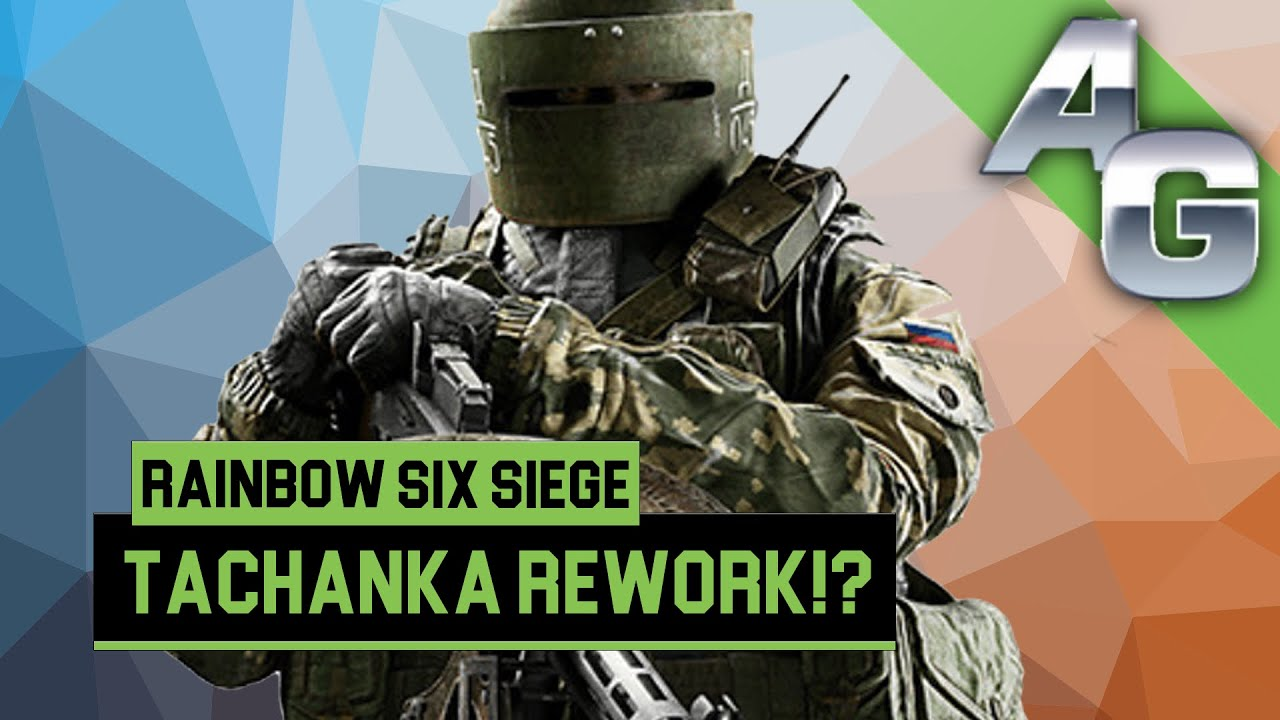 Rainbow Six Siege Montage - Tachanka Top Plays !!! (LMG