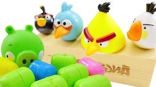 Игры ЭНГРИ БЕРДЗ смотреть Angry Birds видео для детей с игрушками ангри бердс(Любишь играть в игры Энгри Бердз и смотреть мультфильмы Angry Birds? Смотри видео для детей с игрушками из мультф..., 2016-06-19T19:30:43.000Z)