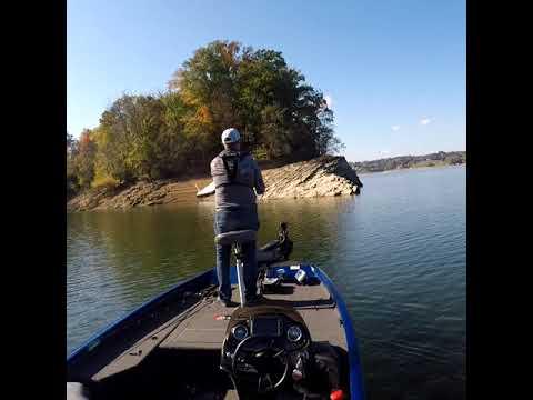 Bass Fishing Douglas Lake