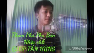 Nhac chế - Tham Phú Phu Bân-ca si đường phố Tấn hùng