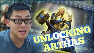 Amaz Unlocks Arthas! Final Stage of Icecrown w/ All 9 Classes