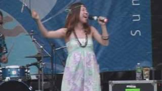 2009.5.31 NY CENTRALPARKで行われたPerformannceよりNew Single「マリ...