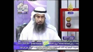 مباهلة ياسر الحبيب و محمد الكوس ( 1 )