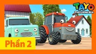Tayo Phần2 Tập24 l LỜI MỜI CỦA Nana l Tayo xe buýt bé nhỏ l Phim hoạt hình cho trẻ em