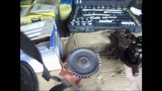 Трактор МТЗ 82 Замена масляного насоса