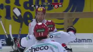 Highlights: SCRJ Lakers vs EHC Winterthur
