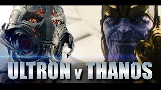 Why ULTRON and THANOS should have been connected