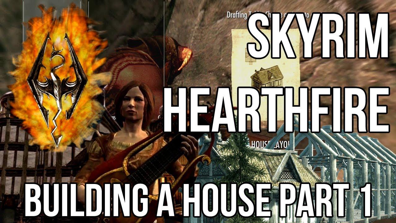 House Building Guide Skyrim