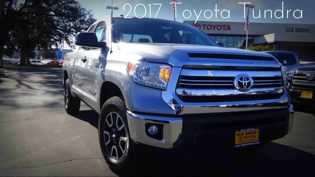 2017 toyota tundra sr5 trd off road 5 7 l v8 review youtube. Black Bedroom Furniture Sets. Home Design Ideas