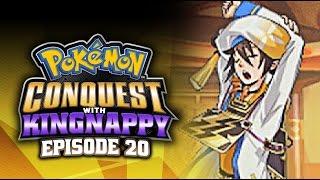 Pokémon Conquest Let