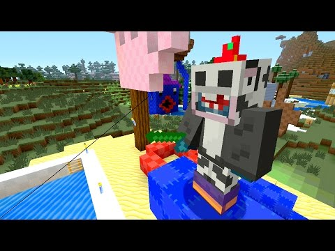 Minecraft Xbox - Quest For Fish (122)