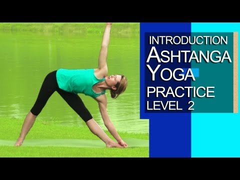 Yoga - Introduction to Ashtanga yoga level 2