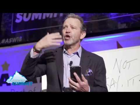 Dan Moriarty Keynote at Affiliate Summit West 2018