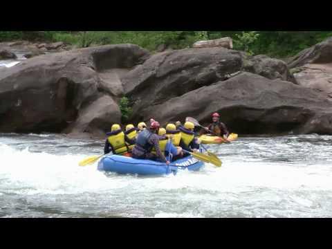 Ocoee Rafting - Middle Ocoee River