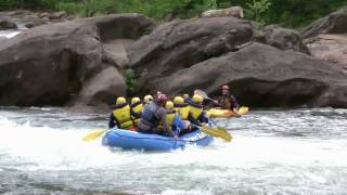 Ocoee Rafting - Middle Ocoee River