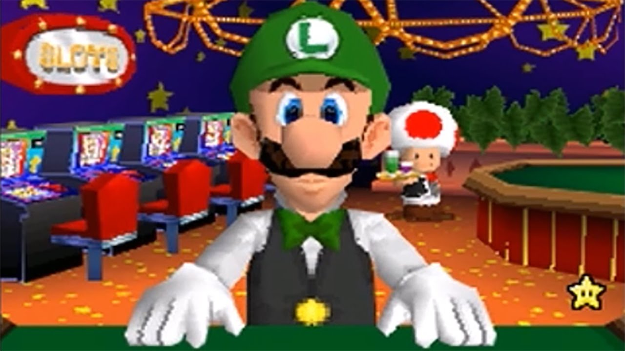 Super mario bros mini game part 2 nugget casino in biloxi