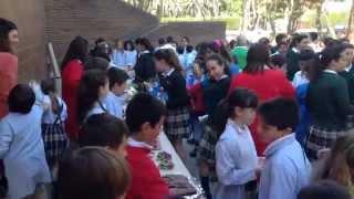 DFC España  Por un patio más divertido  Sta Teresa de Jesús  El Vedat