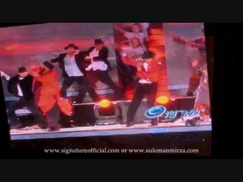 SIGNATURE -- Michael Jackson Tribute on CHINAS GOT TALENT