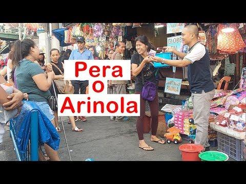 PERA O ARINOLA: Tindera ng Christmas Decors (3 Arinola)
