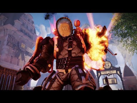 Bioshock Infinite - False Shepherd Trailer