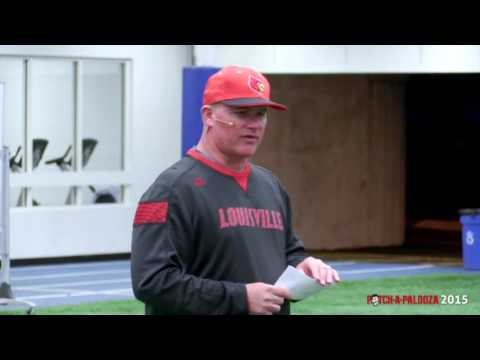 Pitch-a-Palooza: Louisville Pitching Coach Roger Williams speaks on how they go about their bullpens