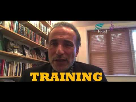 Tariq Ramadan Islamic ethics course in London