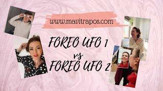 FOREO UFO 1 vs FOREO UFO 2