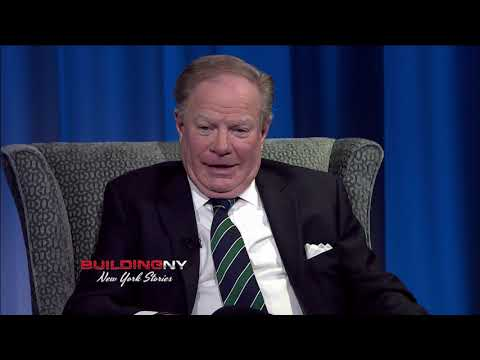 BuildingNY:NYStories - Gov. Hugh Carey: As Told by Sons Christopher & Michael Pt. 2 Of 2
