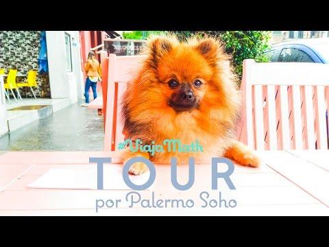 TOUR PALERMO SOHO - LOJAS E RESTAURANTES - Buenos Aires