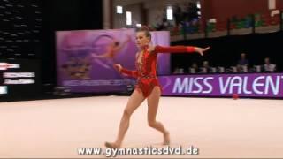 Anna Belle Richards (CAN) - Junior non-FIG 31 - Miss Valentine Cup Tartu 2017