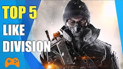 Top 5 Games Like The Division | Similar Games to The Division