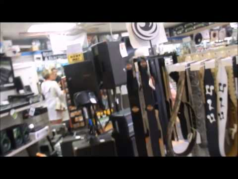 My favorite music Store Tour