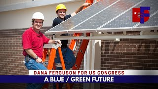 The First District and a Blue / Green Future
