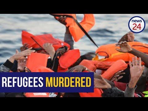 WATCH: Unaware refugees drowned off Yemen coast