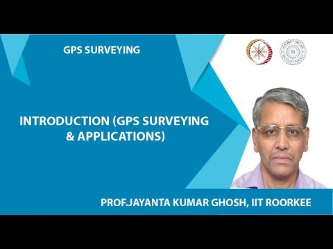 Introduction (GPS Surveying & Applications)