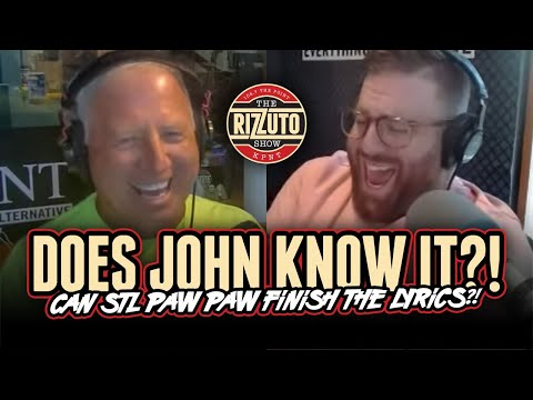 Does John Know It?! Finish The Lyrics Edition! [Rizzuto Show]