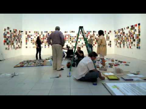 Imagination Squared - MOCA Jacksonville Timelapse Installation