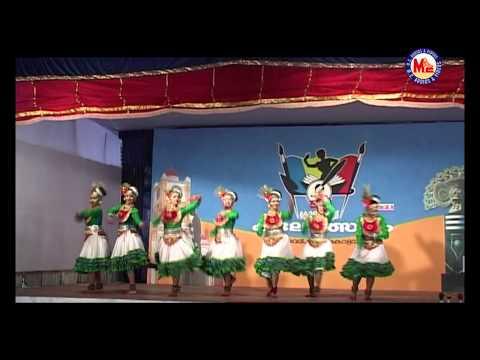 Group Dance HSS 01 - Shivam Shivakaram Shantham