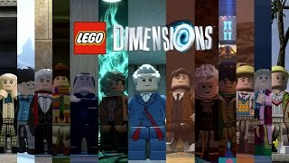 LEGO Dimensions - How To Unlock Each Incarnation Of The Doctor thumbnail