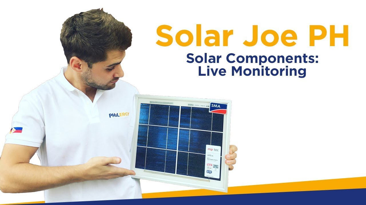 Monitor your solar energy production 24/7 - Solar Joe PH answers your most asked questions