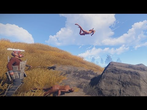 Let's Play Rust #067 - Fliegender Rustler - German Deutsch Gameplay HD
