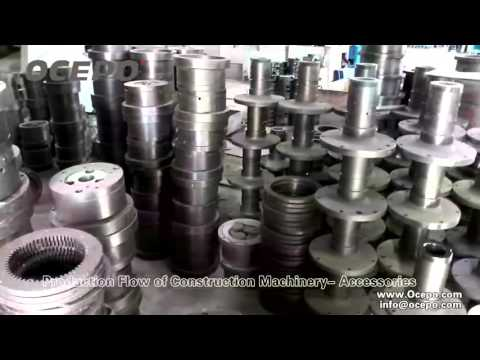 Accessory, rebar thread rolling machine