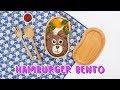 Membuat Hamburger Bento Lucu, Buat Anak Lahap dan Semangat