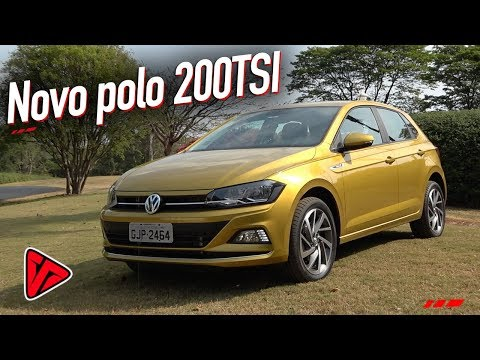 Primeiras Impressões no VW Polo 1.0 200TSI 2018 | Canal Top Speed