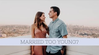 Wife Talk: Being Married YOUNG  (Experience/Thoughts/Advice)