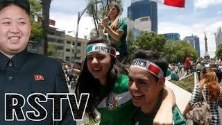 ESTUPIDEZ MÁXIMA: Los Medios Mexicanos dicen que los Terremotos son Provocados por Saltar
