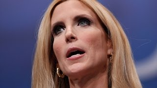 CPAC: Ann Coulter Wants Death Squads, Immigration Reform Like Being Raped