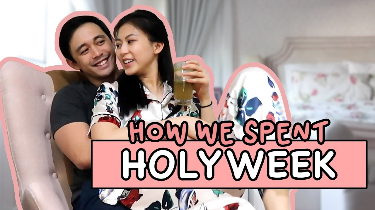 Holy Week Married Edition by Alex Gonzaga