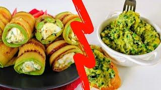 Кабачки все лето буду готовить только так Три рецепта из кабачков