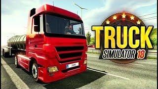 Truck Simulator 2018 Europe - Android Gameplay FHD screenshot 1